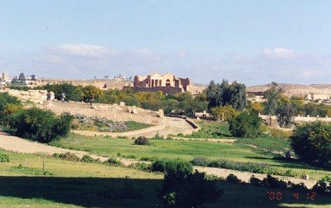 Sbeitla Ruins