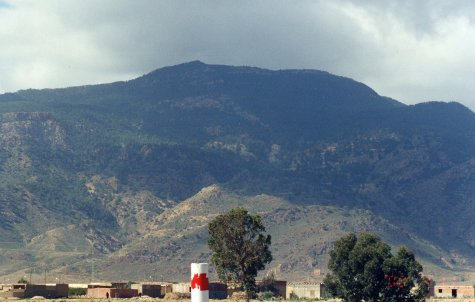 Djebel Chambi