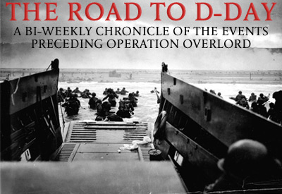 The Road To D-Day