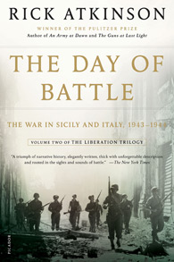 The Day of Battle, by Rick Atkinson